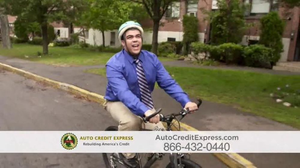 Auto Credit Sales >> Auto Credit Express Tv Commercial Good Or Bad Credit Car Loans Lenny Video