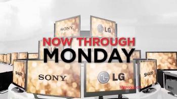 Black Friday: HD TVs thumbnail