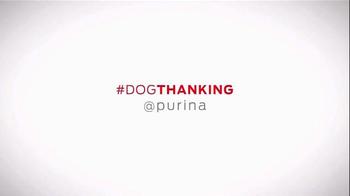 Purina TV Spot, 'It's #DogThanking Season' - Thumbnail 9