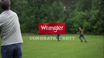 Wrangler Jeans TV Spot, 'Congrats' Featuring Brett Favre - Thumbnail 9