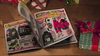 Bass Pro Shops Black Friday Sale TV Spot, 'Apparel and Smoker' - Thumbnail 4