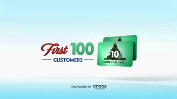 Shoe Carnival Doorbuster Deals TV Spot, 'Boots and Shoes' - 95 commercial airings