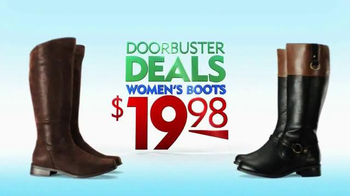 Shoe Carnival Doorbuster Deals TV Spot, 'Boots and Shoes' - Thumbnail 4