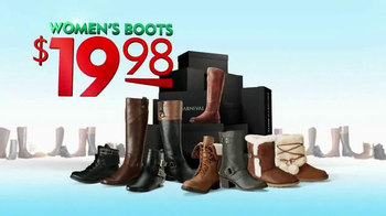 Shoe Carnival Doorbuster Deals TV Spot, 'Boots and Shoes' - Thumbnail 5