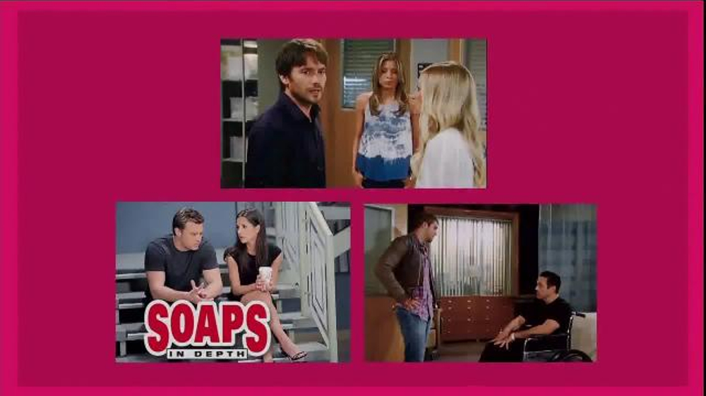 ABC Soaps In Depth TV Commercial, 'General Hospital: Poor Charles'