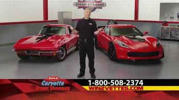 2015 Corvette Dream Giveaway TV Spot, 'Get Double Tickets' - Thumbnail 3