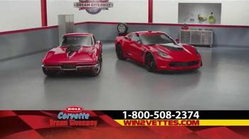 2015 Corvette Dream Giveaway TV Spot, 'Get Double Tickets' - Thumbnail 4
