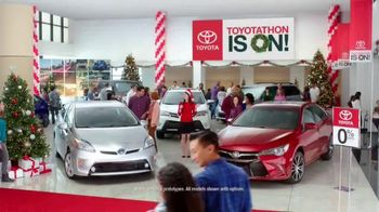 Toyota Toyotathon TV Spot, 'Biggest and Bestest Event of the Year' - 96 commercial airings