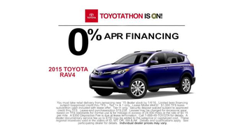 Toyota Toyotathon TV Spot, 'Biggest and Bestest Event of the Year' - Thumbnail 5
