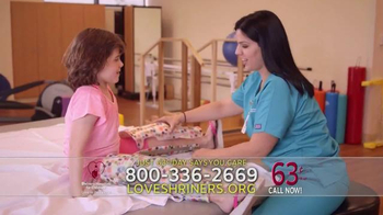 Shriners Hospitals for Children TV Spot, 'What I Want for Christmas' - Thumbnail 6