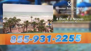 Summer Bay Orlando TV Spot, 'El fin del verano' [Spanish]