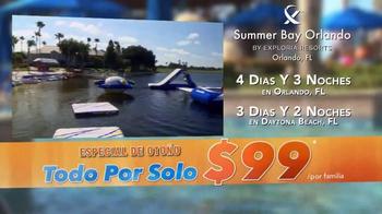 Summer Bay Orlando TV Spot, 'El fin del verano' [Spanish] - Thumbnail 4