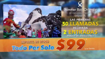 Summer Bay Orlando TV Spot, 'El fin del verano' [Spanish] - Thumbnail 7