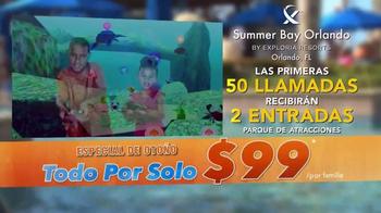 Summer Bay Orlando TV Spot, 'El fin del verano' [Spanish] - Thumbnail 8