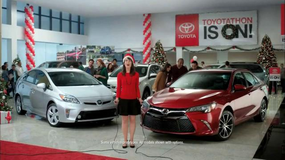 Toyota Camry Commercial Song >> Toyota Toyotathon TV Commercial, 'Blackout' - iSpot.tv