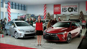 Toyota Toyotathon TV Spot, 'Blackout' - 82 commercial airings