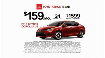 Toyota Toyotathon TV Spot, 'Blackout' - Thumbnail 8