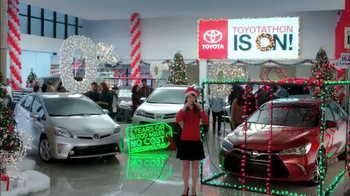 Toyota Toyotathon TV Spot, 'Blackout' - Thumbnail 9