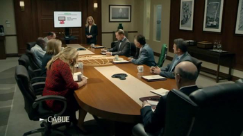 DIRECTV TV Spot, 'Cable World: Cables Shmables' Featuring Jeffrey Tambor - Thumbnail 1