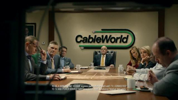 DIRECTV TV Spot, 'Cable World: Cables Shmables' Featuring Jeffrey Tambor - Thumbnail 2