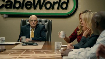 DIRECTV TV Spot, 'Cable World: Cables Shmables' Featuring Jeffrey Tambor - Thumbnail 9