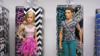 Toys R Us TV Spot, 'Barbie Fashionistas' - Thumbnail 5