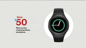 Verizon TV Spot, 'Holidone: Samsung Gear S2' - Thumbnail 4