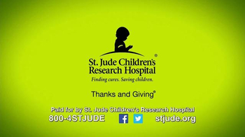 St. Jude Children's Research Hospital TV Spot, 'Thanks and Giving: Aniston' - Thumbnail 10