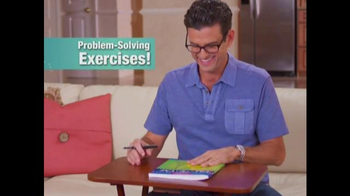 Colorama Dot-To-Dot Books TV Spot, 'Mini-Workout' - 3 commercial airings