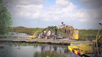 Miccosukee Tribe TV Spot, 'Discover Our World: Miccosukee Tribal Lands' - Thumbnail 4
