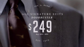 JoS. A. Bank After Thanksgiving Sale TV Spot, 'Suits, Shirts and Ties' - Thumbnail 3