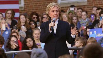 Hillary for America TV Spot, 'Her Fight'