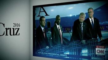 Cruz for President TV Spot, 'Debate' - Thumbnail 8