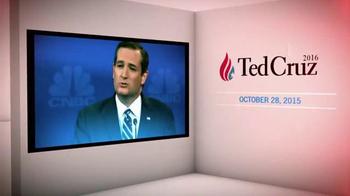 Cruz for President TV Spot, 'Debate' - Thumbnail 2