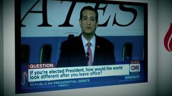 Cruz for President TV Spot, 'Debate' - Thumbnail 6