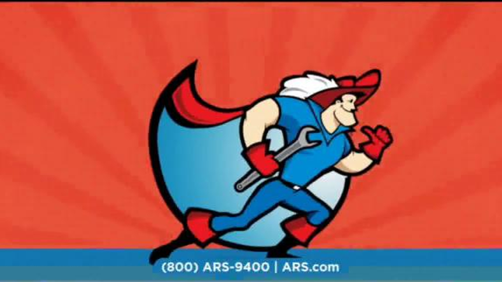 ARS Rescue Rooter TV Commercial, 'Cartoon: One Call Will Fix It All' - Video