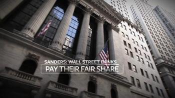 Bernie 2016 TV Spot, 'Works for Us All' - Thumbnail 5