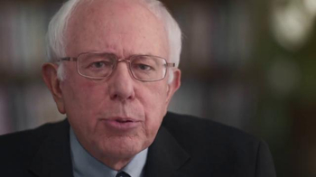 Bernie 2016 TV Spot, 'Works for Us All' - 110 commercial airings