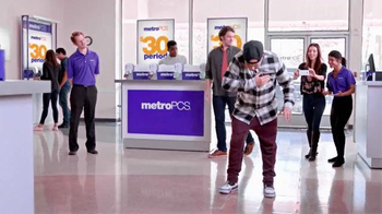 MetroPCS TV Spot, 'Breakdance' - Thumbnail 1