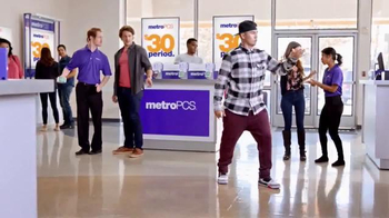 MetroPCS TV Spot, 'Breakdance'