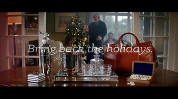 TJX Companies TV Spot, 'Bring Back the Holidays: Unexpected Treasures' - Thumbnail 6