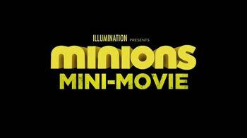 Minions Mini-Movie: The Competition TV Spot - Thumbnail 2