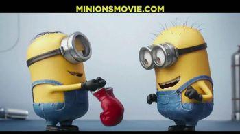 Minions Mini-Movie: The Competition TV Spot - Thumbnail 5