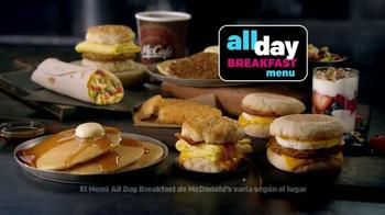 McDonald's All Day Breakfast Menu TV Spot, 'Celebra el desayuno' [Spanish] - Thumbnail 9