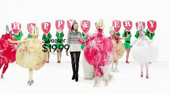 H&M Holiday TV Spot, 'From the Makers of Happy & Merry' Feat. Katy Perry - Thumbnail 3
