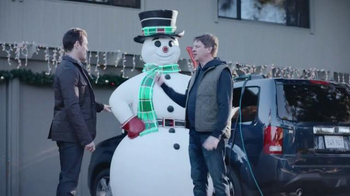 GMC Holiday Event TV Spot, 'Quite the Snowman' - 1862 commercial airings