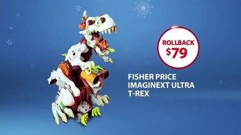 Walmart TV Spot, 'Shopping Queen: Imaginext Ultra T-Rex' Ft. Craig Robinson - Thumbnail 4