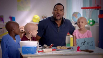 St. Jude Children's Research Hospital TV Spot, 'Thanks and Giving: Michael' - Thumbnail 3