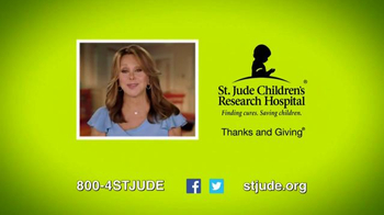 St. Jude Children's Research Hospital TV Spot, 'Thanks and Giving: Michael' - Thumbnail 7