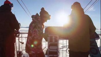 Burton TV Spot, 'Best in Snow' - Thumbnail 9